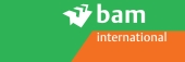 BAM International Logo Image
