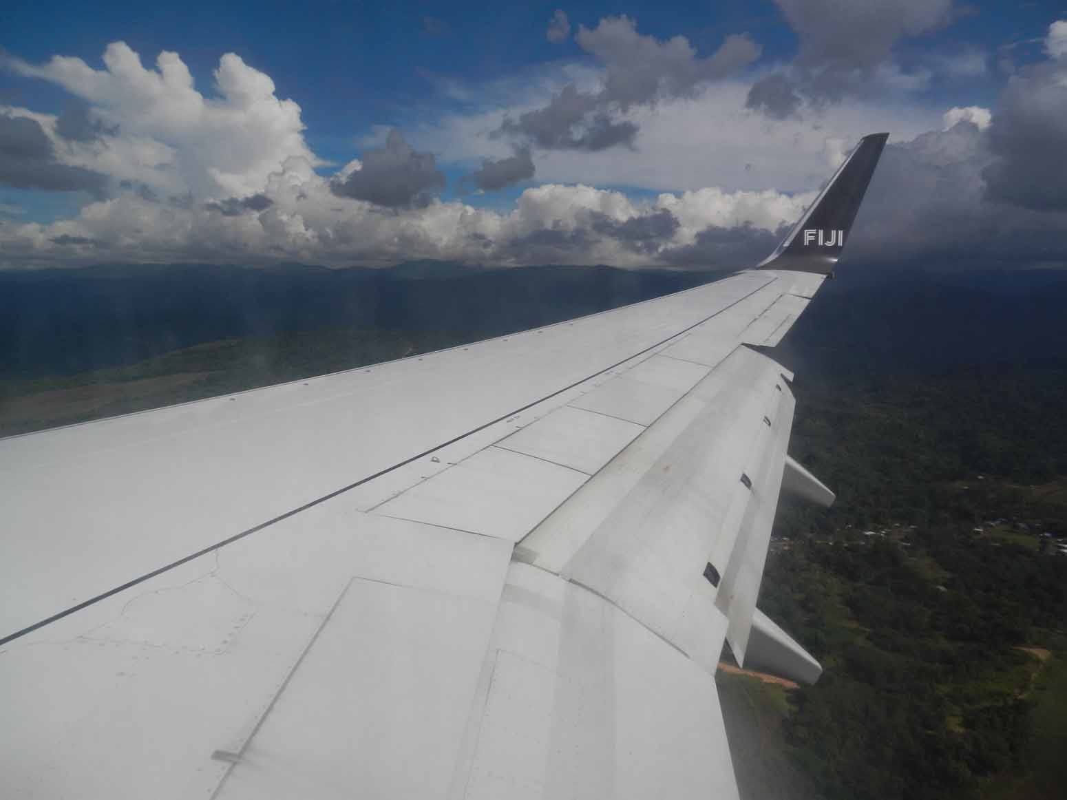 Fiji Airways connecting the Pacific islands